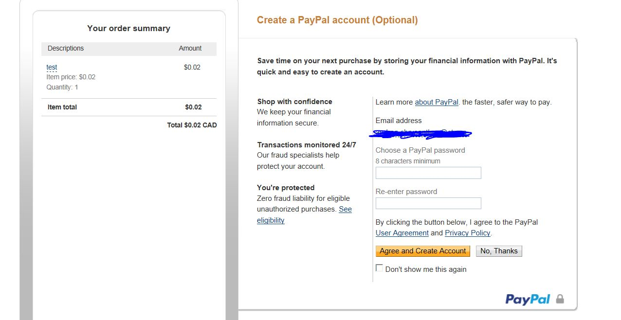 how to get rid of a paypal account